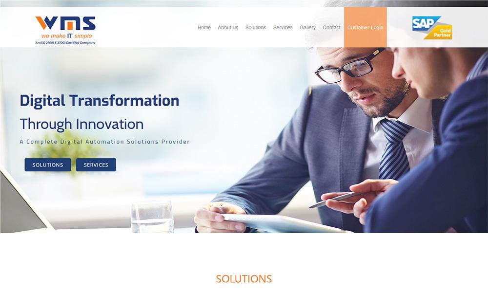 WMS Software Pvt. Ltd