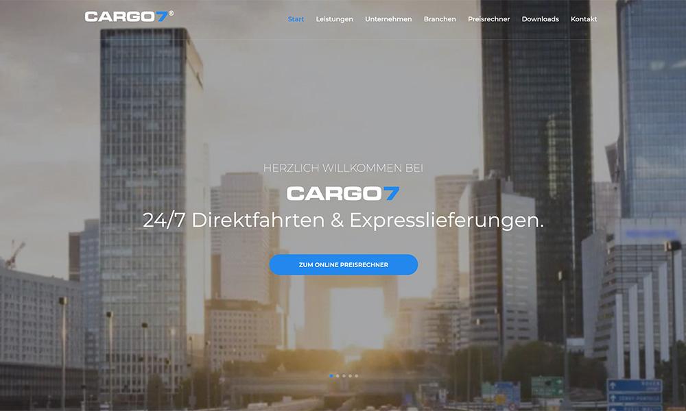 Cargo7 - Logistics