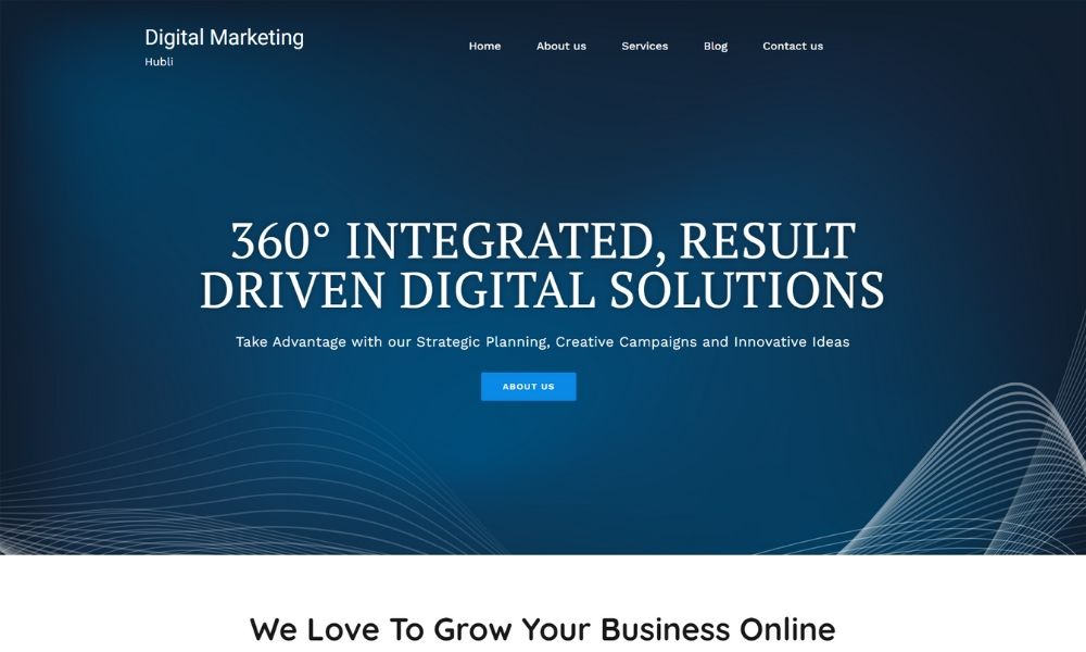 Digital Marketing Hubli