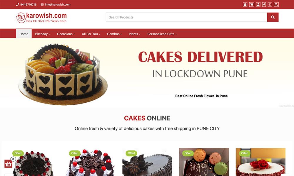 Karowish Online Gift Shop