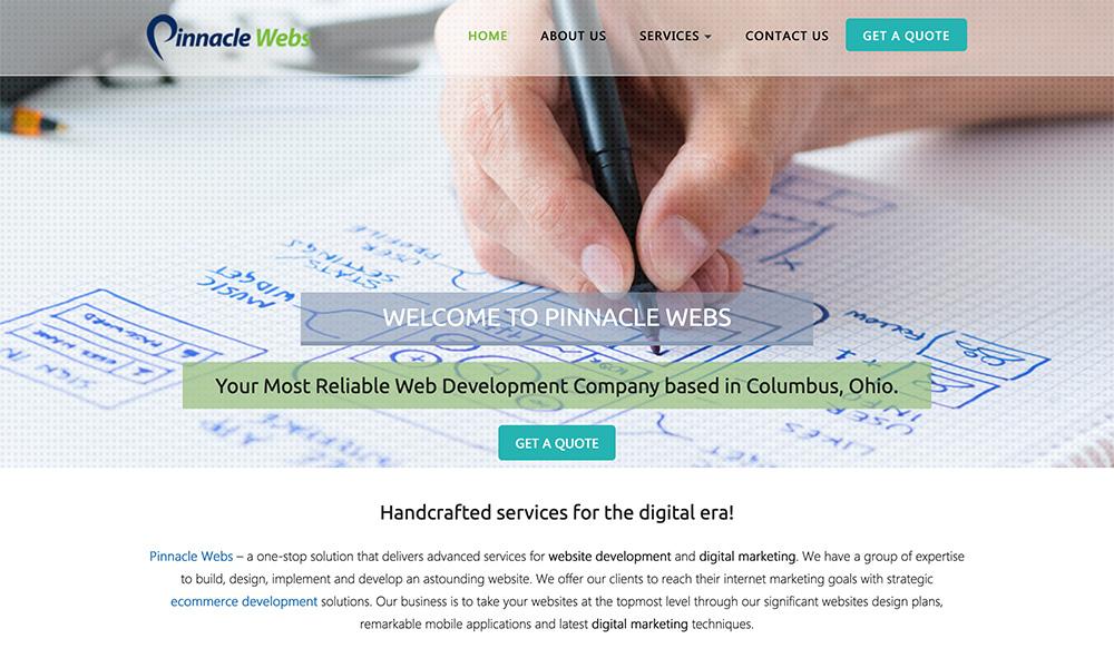 Pinnacle Webs