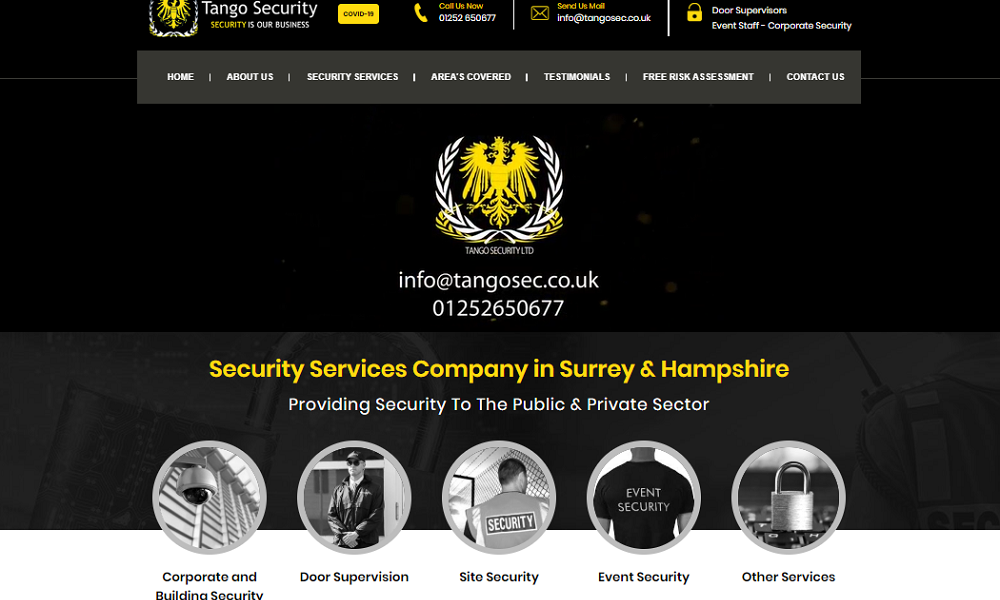 Tango Security Ltd