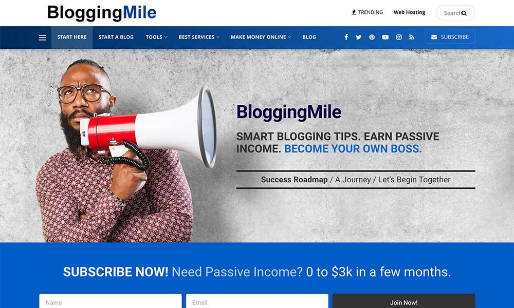 BloggingMile