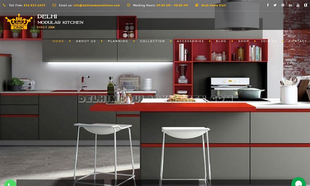 Delhi Modular Kitchen