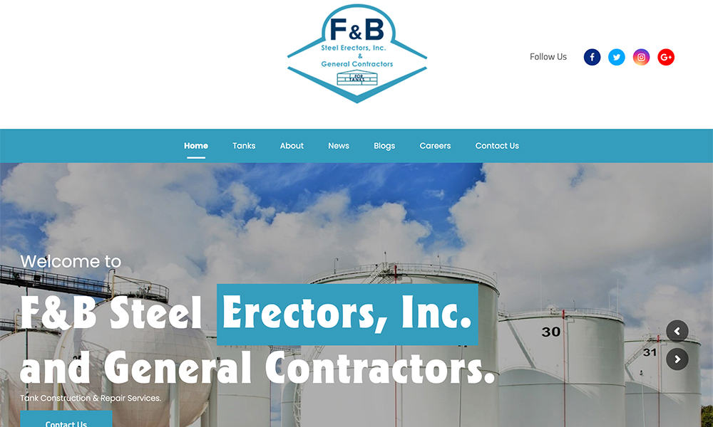 F&B Steel Erectors, Inc