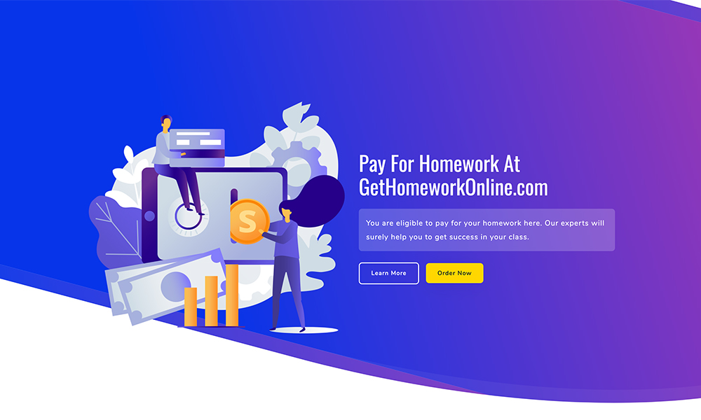 Get Homework Online