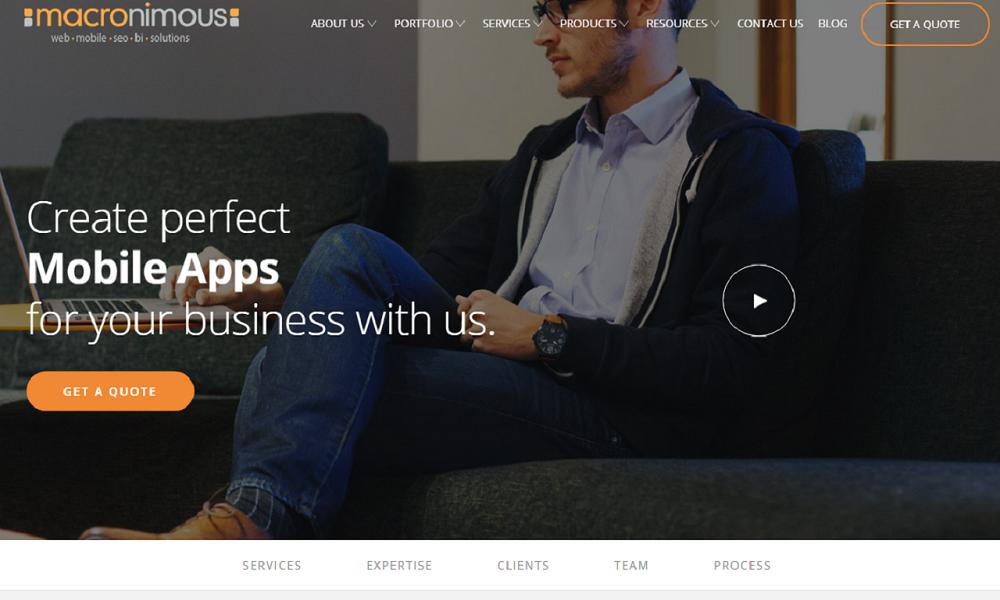 Macronimous Web Solutions