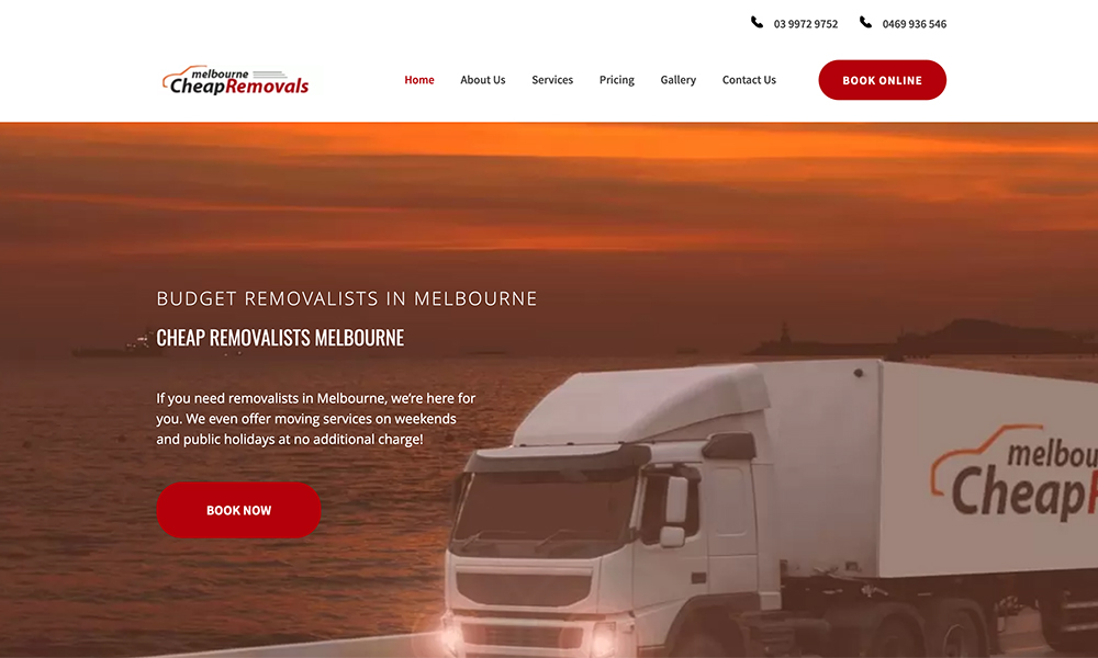 Melbourne Cheap Removals