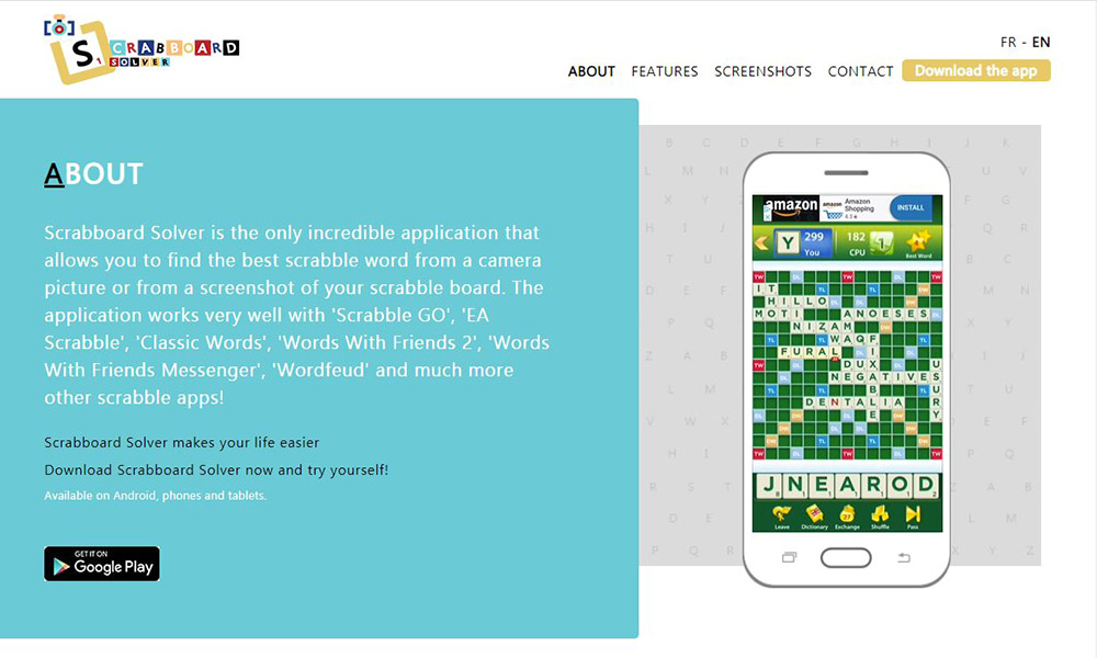 Scrabboard Solver