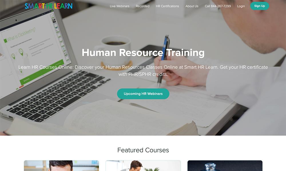 Smart HR Learn