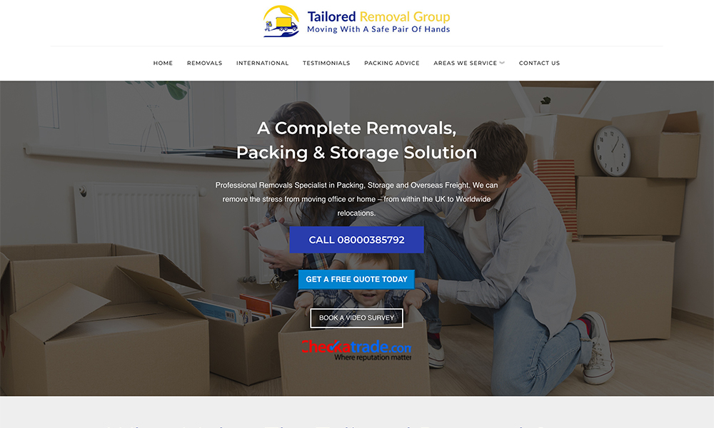 Tailored Removal Group