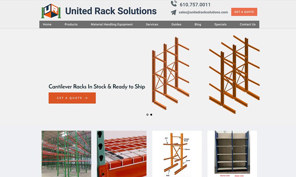 United Rack Solution