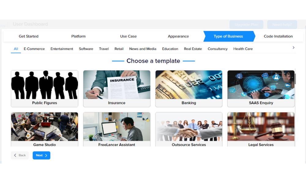 WordPress Chatbot Plugin
