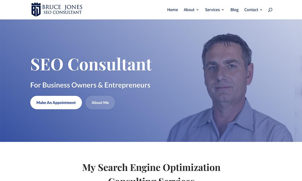 Bruce Jones SEO Consulting