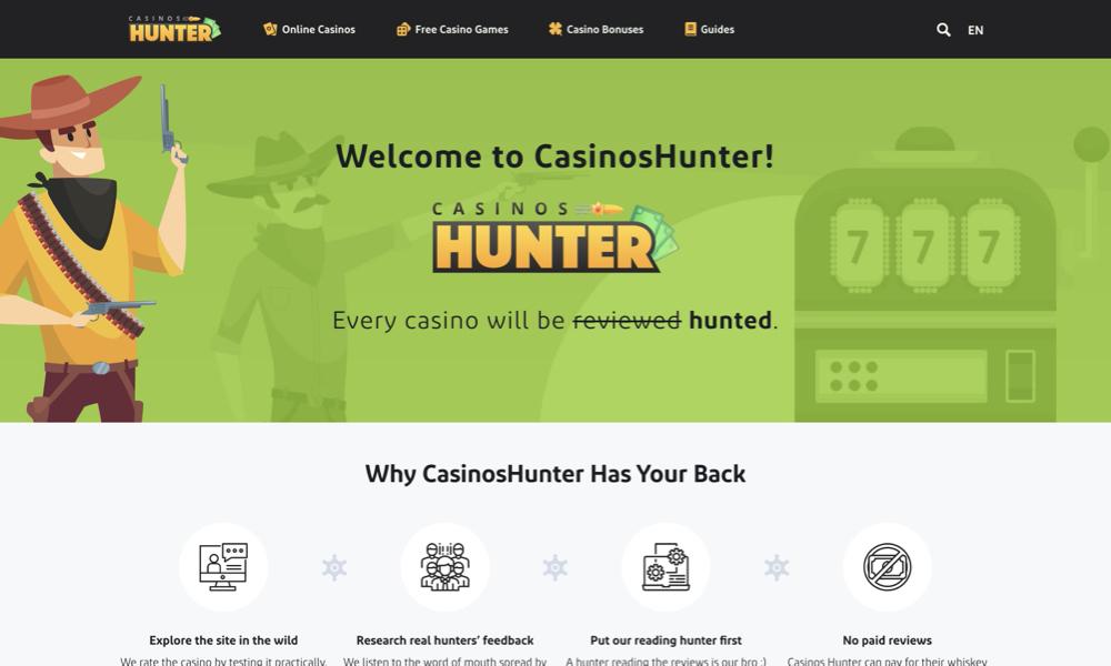 Casinos Hunter