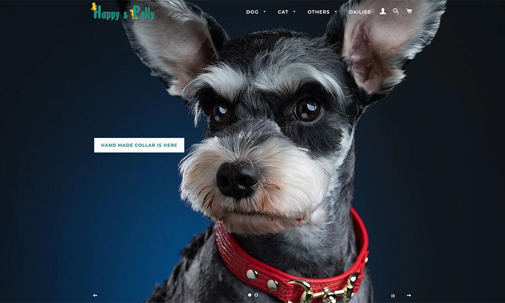 Happy & Polly's Pet Shop