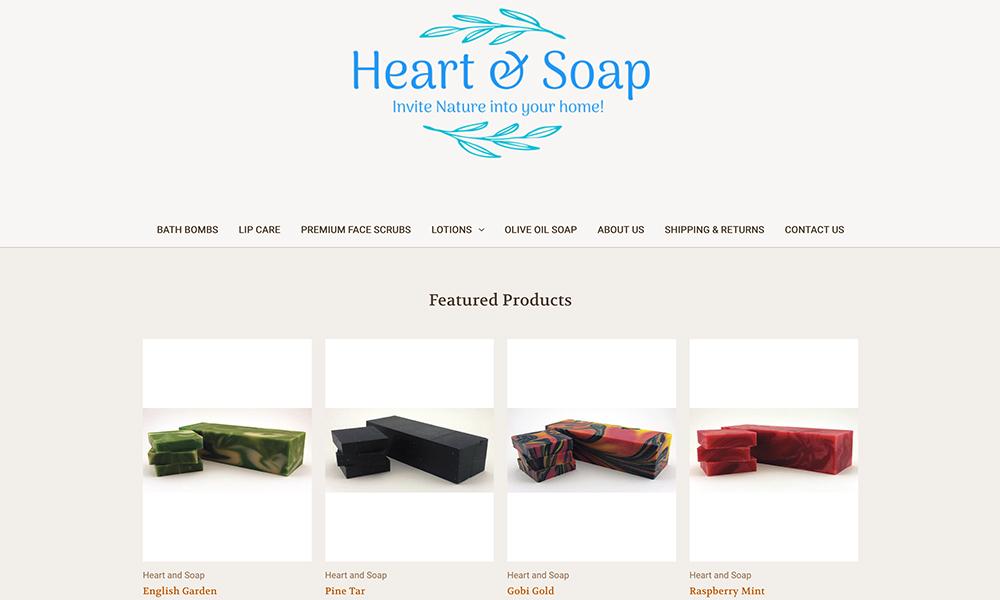 Heart & Soap