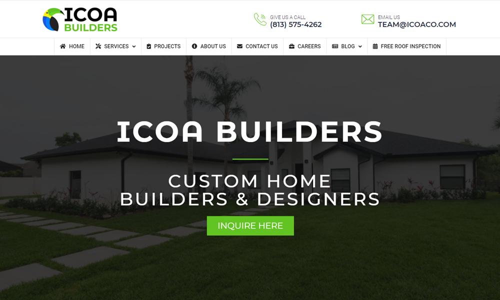 ICOA Builders