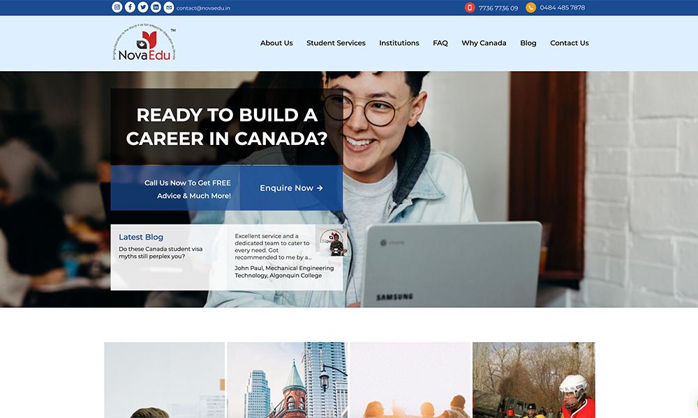 Nova Education consultants Pvt Ltd
