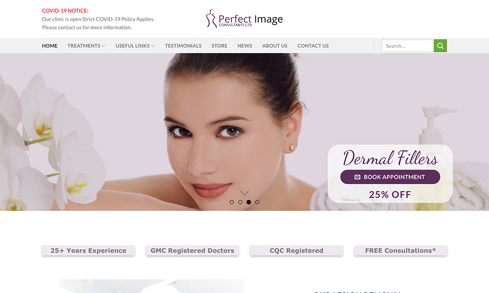 Perfect Image Consultants