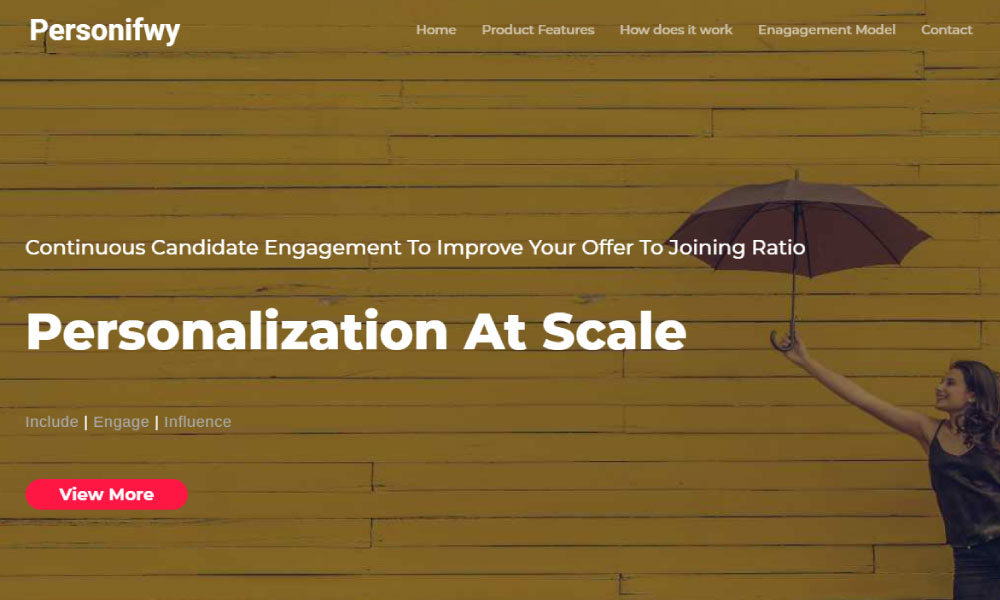 Personifwy - Employee Engagement Platform