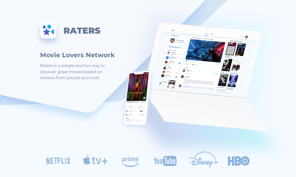 Raters - movie lovers network
