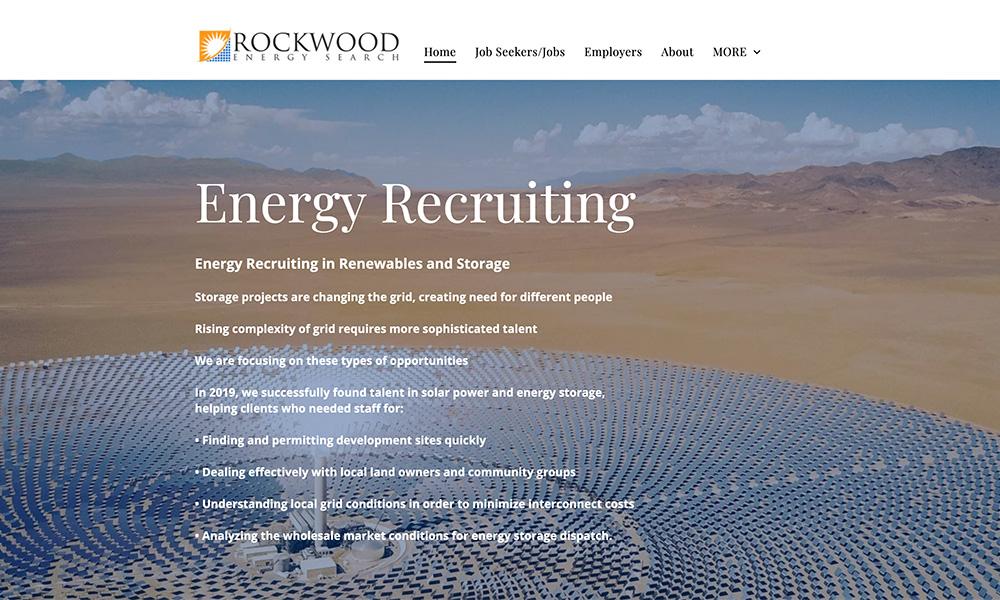 Rockwood Energy Search