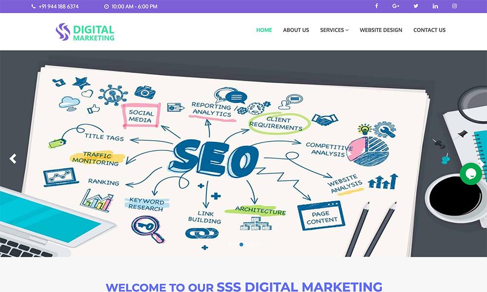 SSS Digital Marketing