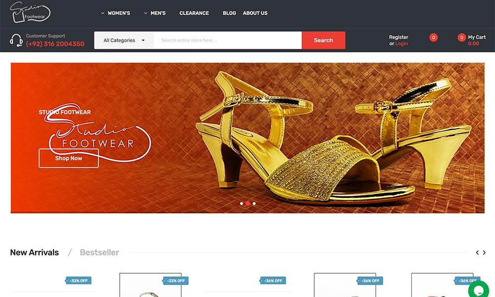 Studio Footwear
