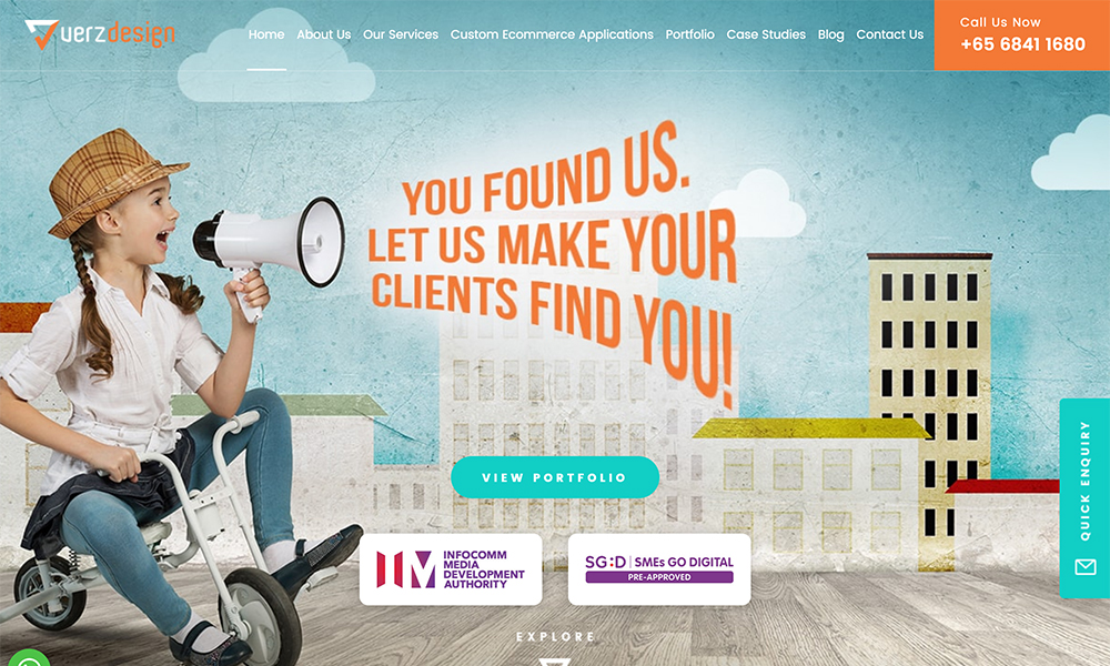 Verz Design Pte Ltd