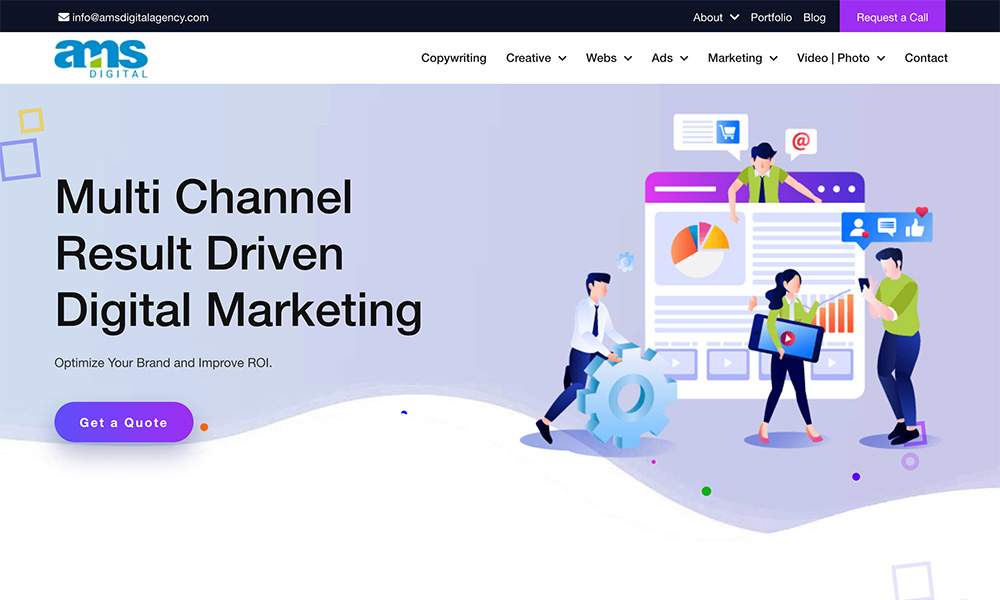AMS Digital Agency