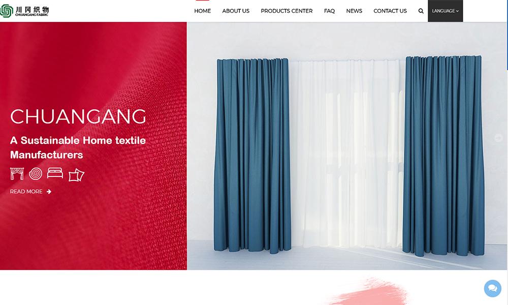 Chuangang Fabric Co., Ltd