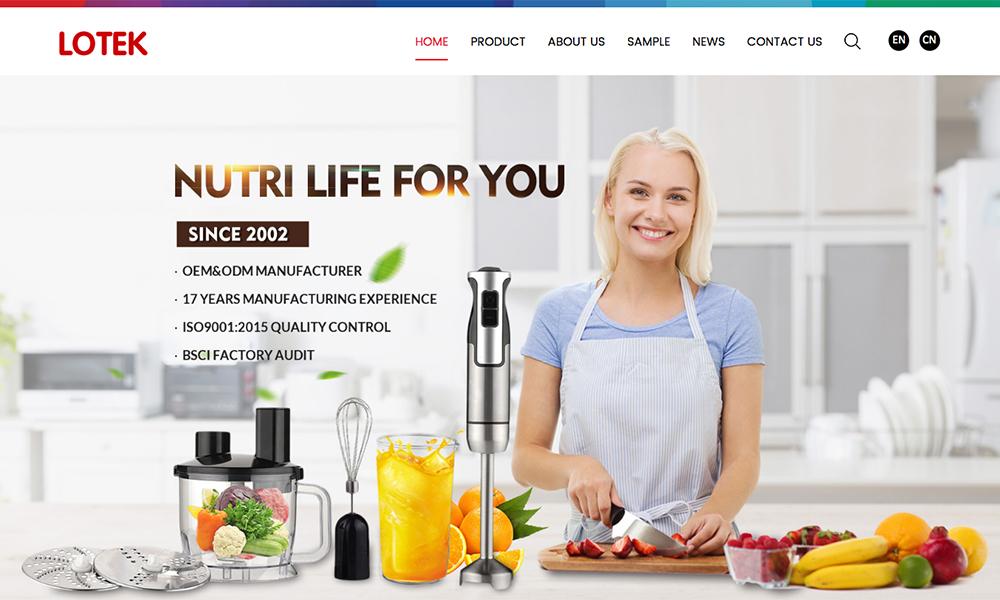Cixi Lotek Electrical Appliance Co., Ltd