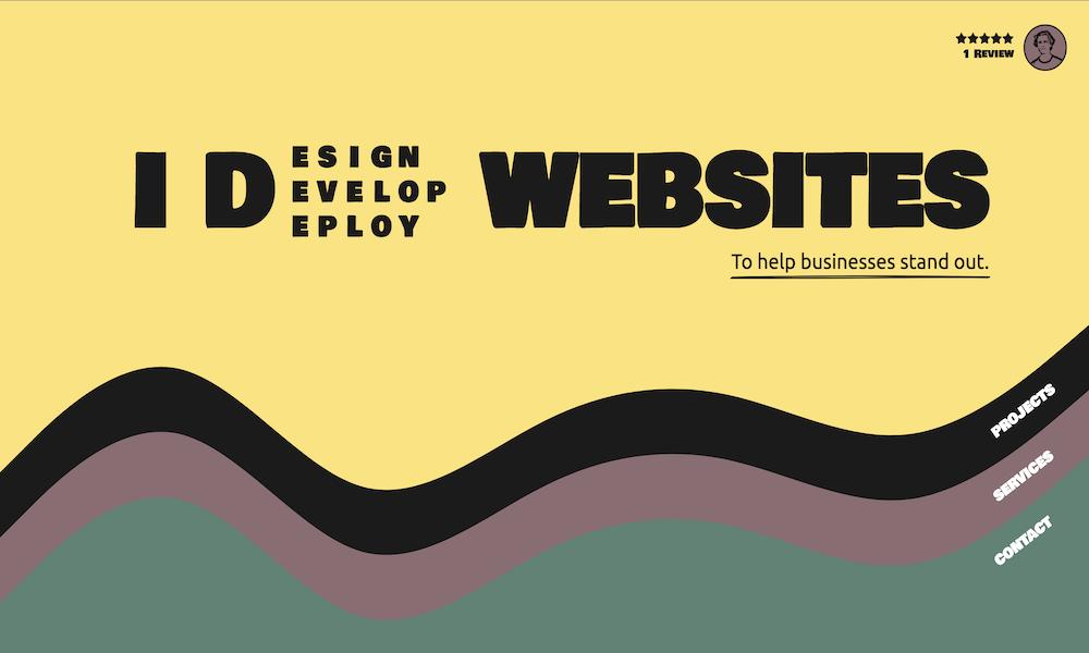 Freelance Cardiff Website Designer