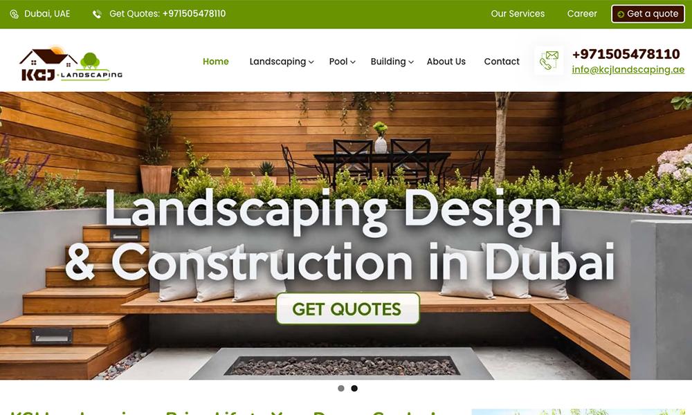KCJ Landscaping LLC