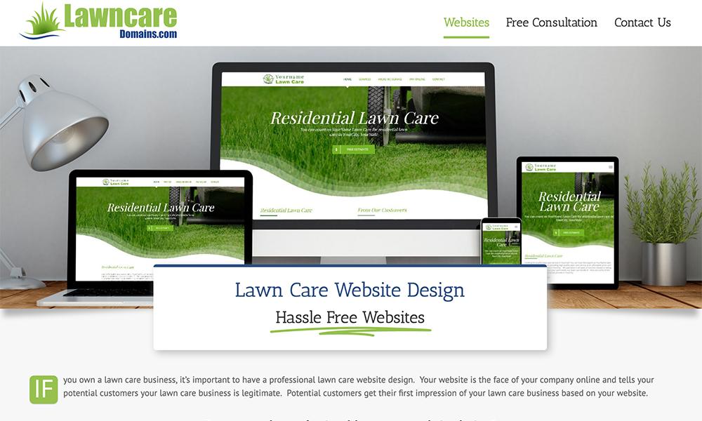 Lawncare Domains