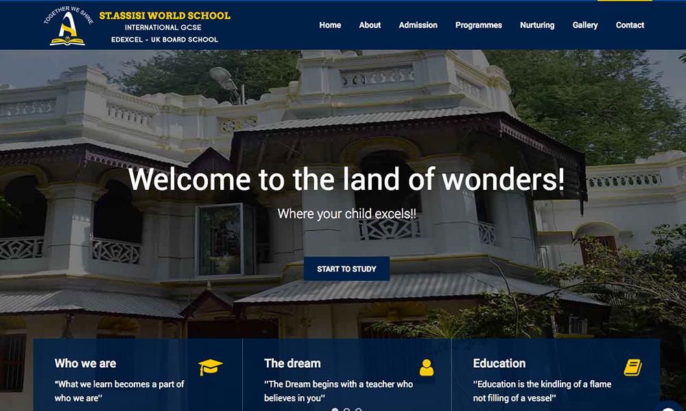 St.Assisi World School