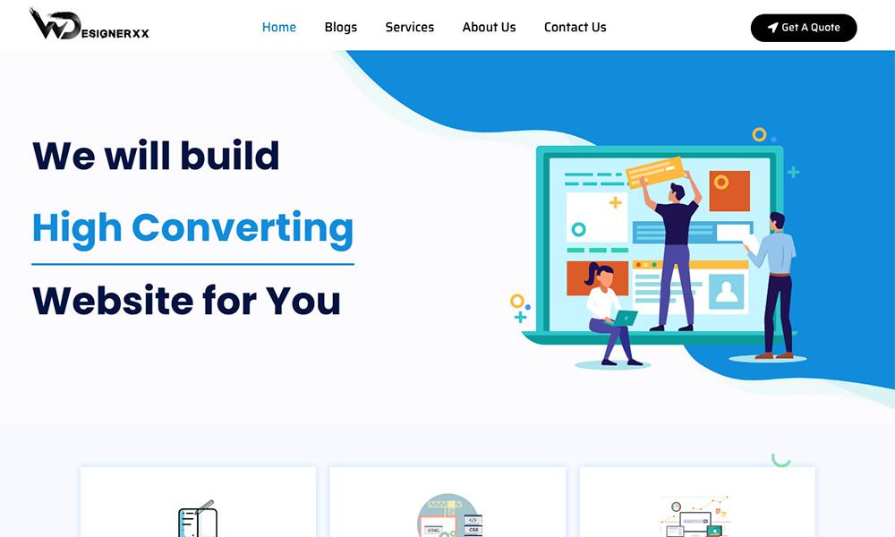 Webdesignerxx