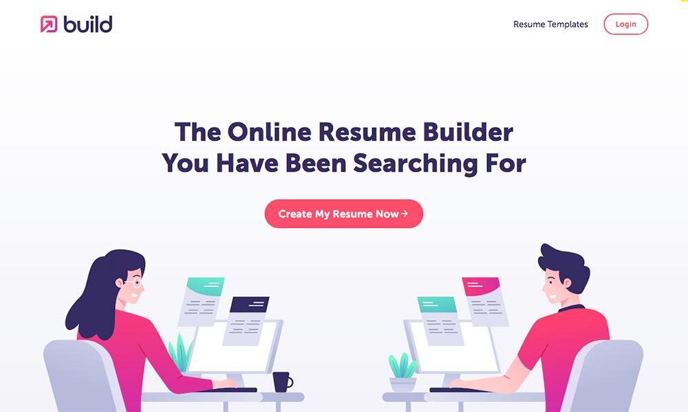 Build Online Resume