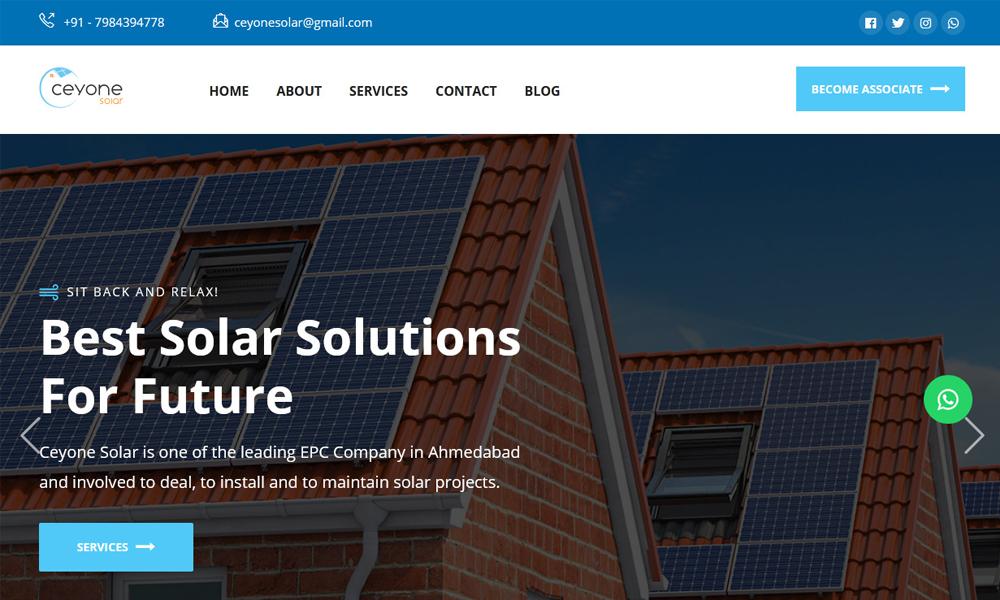 Ceyone Solar Company