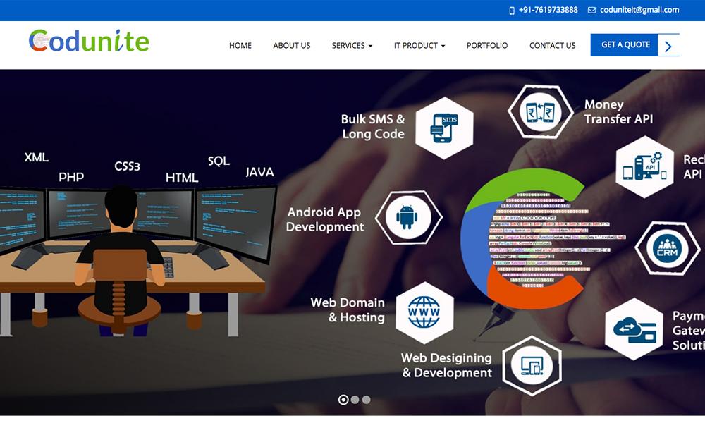 Codunite Software PVT. LTD
