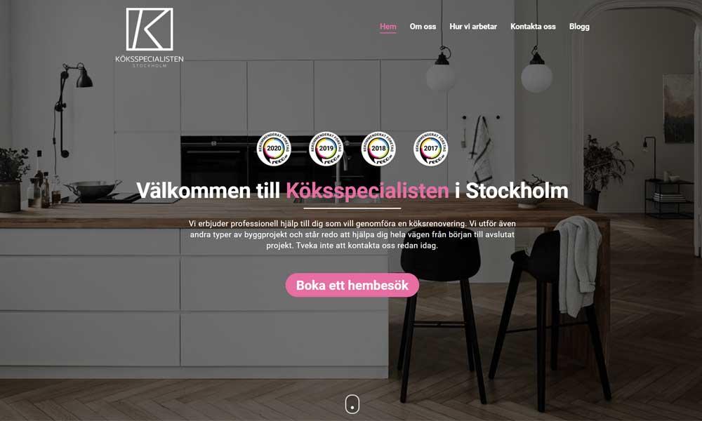 Köksspecialisten i Stockholm
