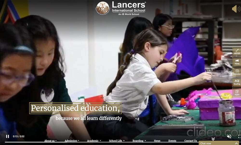 Lancers International School Gurgaon