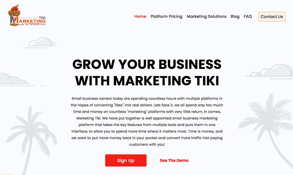 Marketing Tiki LLC