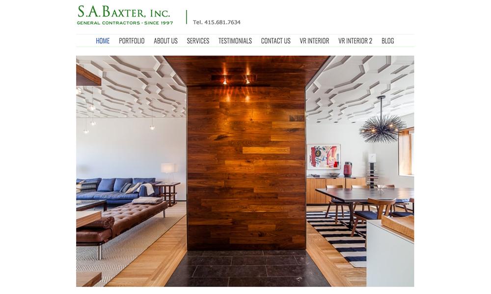 S. A. Baxter, Inc.