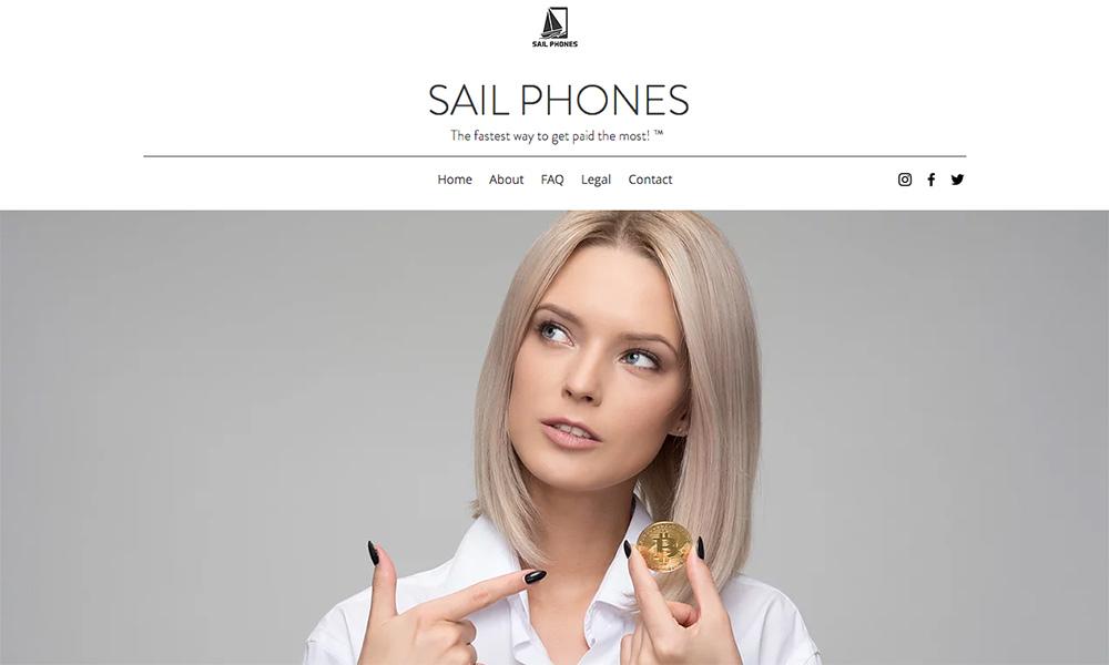 Sail Phones