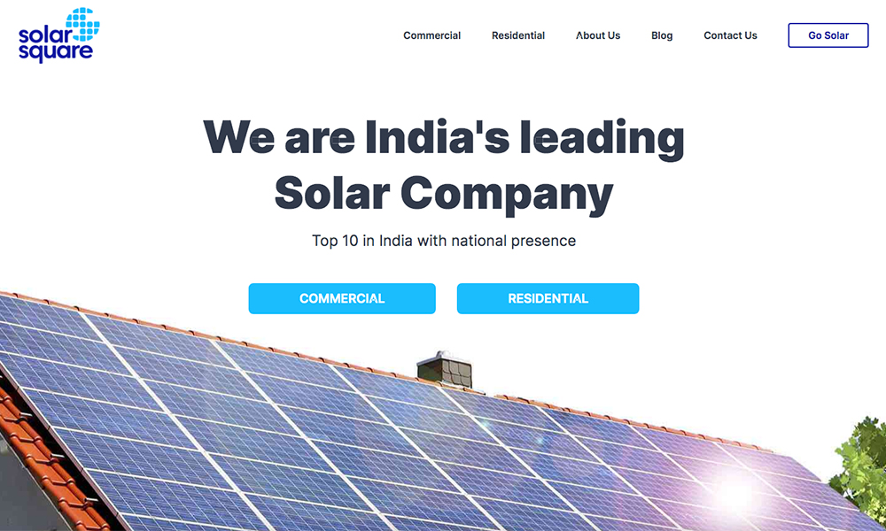 SolarSquare Energy