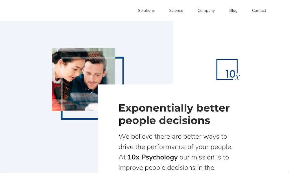 10x Psychology