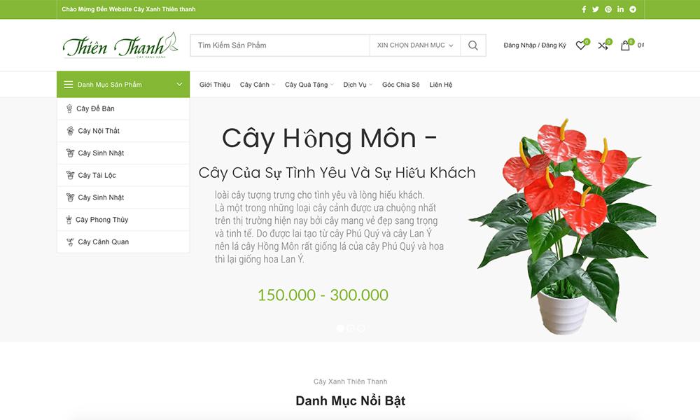 Cay Xanh Thien Thanh