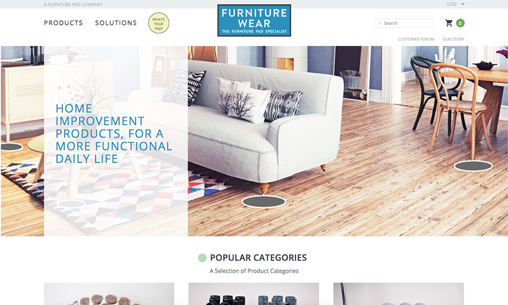 Furniture Wear